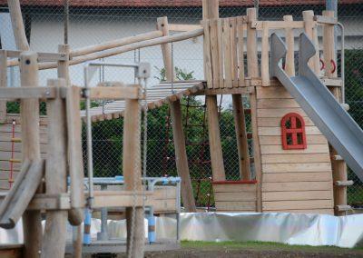 Naturnaher Spielplatz
